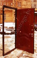 Установка входных стальных дверей. Ремонт.