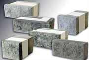 Бизнес по производ.4х слойных теплоблоков под мрамор из цемента 44