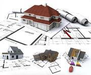 Проекты домов с мансардой в Пензе,  строительство крыш,  мансард