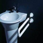 Поручни и опоры инвалидные для туалетов и кабин сантехнических