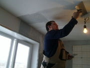 Шпаклевка потолка в Сочи