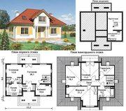 Проектируем дома в Пензе,  проекты домов коттеджей