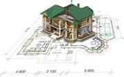 Проектные работы,  проектируем дома в Пензе