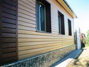 Фасады из сайдинга,  ПВХ панелей в Пензе