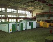 Транспортабельные котельные установки модульные типа ТКУМ