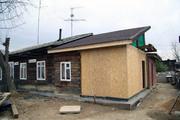 Увеличим площадь дома,  пристрои и мансарды в Пензе