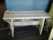 Лавки,  скамейки,  табуреты и столы для бани