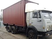 Грузоперевозки,  10т, 6м, изотермический контейнер