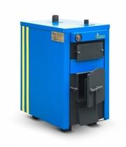 Твердотопливные пиролизные бытовые  котлы  (10 кВт - 50 кВт