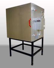 Малогабаритная печь (камера) полимеризации порошковой краски КП-050