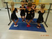 Объявляется набор в группу по хореографии для детей от 4-ёх лет