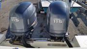 Лодочный мотор Yamaha F115AETX
