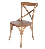Деревянный стул Шебби для ресторана или кафе