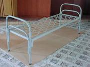 Кровати металлические для тюрем бараков и времянок мелким оптом