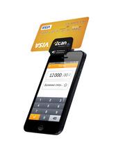 Мобильный платёжный терминал 2can
