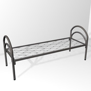 Кровати металлические эконом,  металлические кровати для спальни