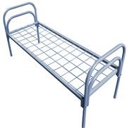 Кровати металлические двухъярусные,  кровать металлическая цена