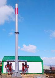 Блочные тепловые пункты на газе