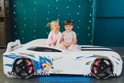 3D кроватки-машины,  которые нравятся детям и их родителям