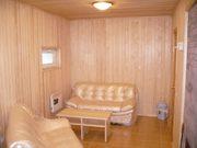 Отделка вагонкой дома,  бани в Красноярске.