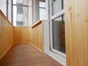 Отделка вагонкой,  панелями,  утепление балкона. Красноярск